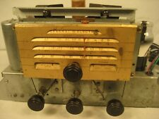 "Antique General Electric Short Wave Radio Chasis Parts ""Look"""