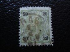 AUTRICHE - timbre yvert et tellier n° 53 obl (A6) stamp austria (A)