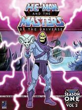 New He-Man and the Masters of the Universe - Season 1: Volume 2 6-Disc DVD Set