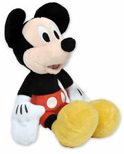 "NWT 15"" Disney Mickey Mouse Plush Beanbag Doll - Stuffed Toy Authentic Licensed"