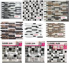 3D Self adhesive wall tiles Clever tiles glitter mosaic Self adhesive tiles uk