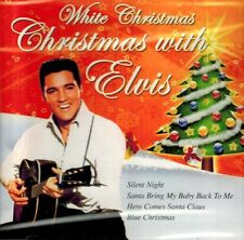 CD NUOVO/scatola originale-Elvis Presley-White Christmas-Christmas with Elvis