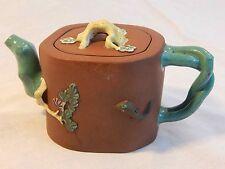 YiXing Zisha Teapot by ZhenJi