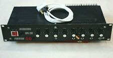 VINTAGE POWERTRAN INTERNATIONAL MPA200 ELECTRIC GUITAR AMPLIFIER