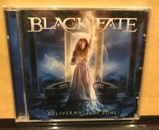 BLACK FATE, Deliverance of Soul, 2016, BNIB, ROCK CD neuf