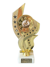 Table Tennis Award Unity Sports Trophy (A2) ENGRAVED FREE