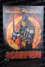 WorldBox Mortal Kombat Scorpion 1/6 Figure IN STOCK