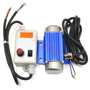 12V 24V DC Brushless Micro Vibration Motor with Speed Controller for Industrial