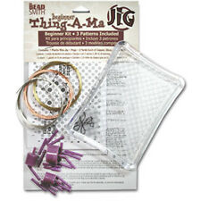 Beadsmith THING-A-MA JIG BEGINNER (T3-JIG25) for DIY Jewelry