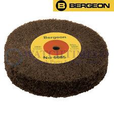 Bergeon 6085-E2 Silicum Carbide Polishing Brush Wheel (Fine Grain)