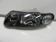 HOLDEN COMMODORE VX VU SS HEADLIGHT NEW LEFT HAND SIDE TEAR DROP BLACK