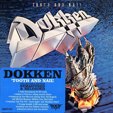 Dokken - Tooth And Nail (CD Standard Jewel Case - 2014 Rock Candy Reissue)