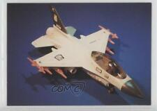 1994 Comic Images GI Joe 30th Salute #28 1993 Ghostriker Jet X-16 Card 1m8