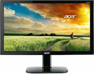 """Acer KA240HQ 23.6"""" Monitor / Full HD / 60Hz / 1ms GTG / TN Panel Type/ LED"""