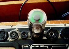 1629  VT-138 JAN vacuum tube valve Tung-Sol magic eye tuning radio indicator