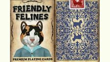 Friendly Feline Playing Cards Poker Spielkarten