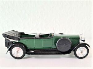 Voiture de collection - Solido, Hispano-Suiza torpédo - 1926 n°39, France