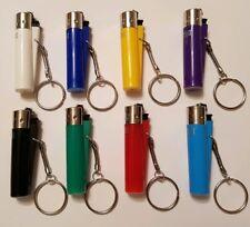 Clipper keyring lighter / 8 colours  mini clipper keyrings
