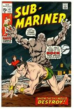 Sub-Mariner #41 (1971) VF/NM New Marvel Collection