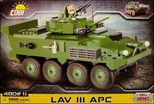 COBI LAV III APC (2609) - 480 elem. - Canadian APC