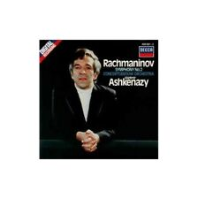 LONDON CD W. GERMANY Rachmaninov ASHKENAZY Symphony #2
