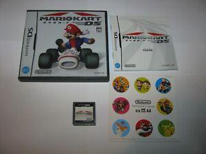 Mario Kart DS Japanese Nintendo DS Japan import US Seller