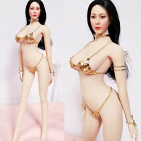 "Kinds of 3 1//6 Scale Leopard Bikini Coverall For 12/"" PH UD JO Female Body Dolls"