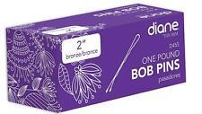 Diane 2 Inch bronze Bob Pins One Pound Pack.  SE3