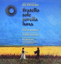 RIZ ORTOLANI O.S.T. FRATELLO SOLE SORELLA LUNA VINILE LP 180 GR.+CD NUMERATO 63