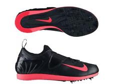 NEW Sz-13 Mens Nike Zoom PV II Pole Vault Track & Field Spikes-Black/Atomic Red