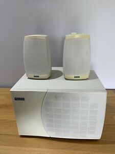 Altec Lansing Computer Speak System ACS295 - Speakers And Subwoofer