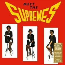 Supremes - Meet The Supremes Deluxe Gatefold Edition Vinyl LP Dol961hg