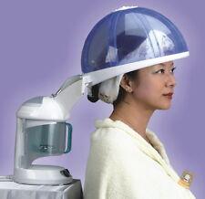 2-in-1 Gesicht und Haar Dampfgerät, Aromatherapie + Haarsauna, Gesicht Steamer
