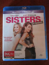 Dvd Blu-Ray Sisters Extended Blu-Ray + Digital Ultraviolet * Great *