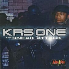 KRS ONE - The Sneak Attack CD