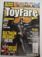 ToyFare Magazine Batman Begins Here & Transformers April 2005 071015R2