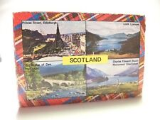 SCOTLAND   PLAYING CARDS  PLASTIC COATED UNOPENED