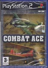 Ps2 PlayStation 2 «COMBAT ACE» nuovo sigillato italiano