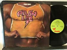 ALVIN LEE~PUMP IRON~ORIG 1ST 1975 UK~A-1U/B-1U~TEN YEARS AFTER~CHR 1094~PSYCH