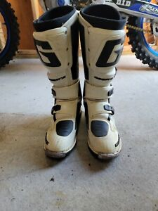 Gaerne SG 12 Motocross Boots- Size 11