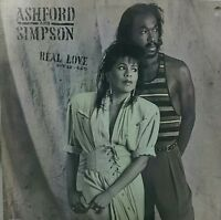 Ashford and Simpson real Love               LP Record