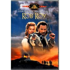 ROB ROY Liam Neeson Jessica Lange - MGM - NEW DVD FREE POST mmoetwil@hotmail.com