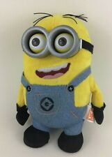 """Thinkway Toys Despicable Me 2 Minion Dave Talking Light Up 11"""" Stuffed Plush Toy"""