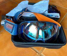 SALOMON S/MAX PHOTOCHROMIC SIGMA (and EXTRA LENS)SKU: L41144200001 ESTATE BLUE