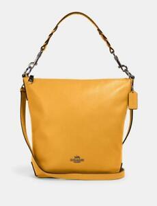 Coach Abby Duffle shoulder bag - Qb/Honey