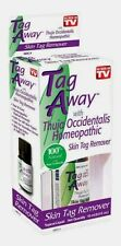 New TAG AWAY Skin Tag Remover 100% All Natural Thuja Occidentalis Homeopathic TV