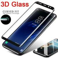 For Samsung Galaxy Note 8 9 Full Cover 3D Tempered Glass Screen Protector UK