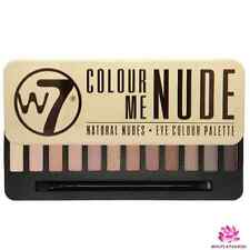 PALETTE  FARDS OMBRES A PAUPIÈRES W7 COLOUR ME NUDE  MAQUILLAGE NEUF