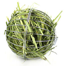 Pet Chew Toy Woven Grass Ball For Rabbit Hamster Guinea Pig