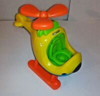 Fisher Price Little People Helicopter BDY82 Mattel 2013